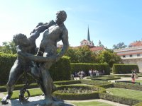 Wallenstein Garden, Prague, Czech Republic