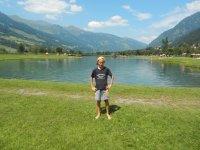 Badesee, Bad Gastein, Austria