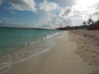 Bahamas jogging