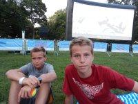 Central Park outdoor films