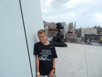 Whitney Museum, New York
