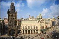 Obecni dum, Prague
