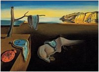 MoMA, New York, Dali, The Persistence of Memory