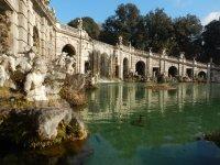 Reggia di Caserta gardens, Italy