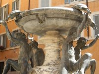Turtle Fountain, Rome