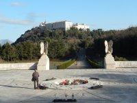 Polish Cemetery, Cassino, Italy