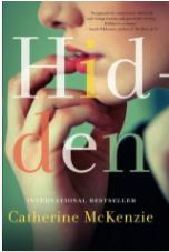 Hidden novel cover