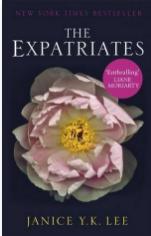 The Expatriates novel cover
