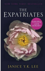 The Expatriates novel cover