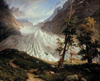 Grindelwaldgletscher, 1838