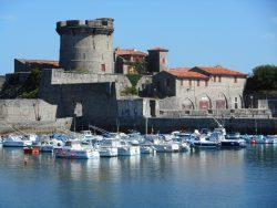 Sentier littoral, Pays Basque, France