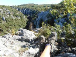 Oppedette Gorge, Provence