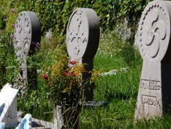 Basque gravestones, France
