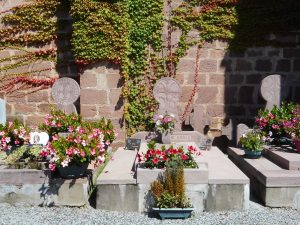 Basque gravestones, France