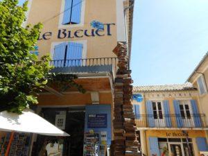 Le Bleuet, Banon, Provence, France