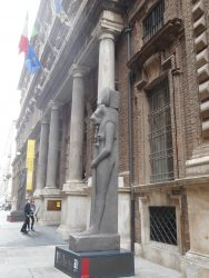Turin's Egyptian Museum, Italy