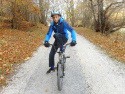 Mountain biking, Abruzzo