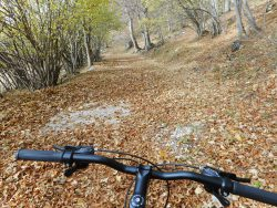 Mountain biking, Abruzzo