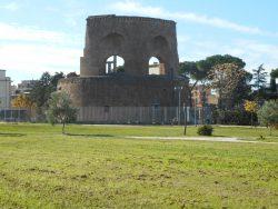 Elena's Mausoleum, Villa de Sanctis, Rome