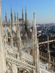 Milan's Duomo, Italy