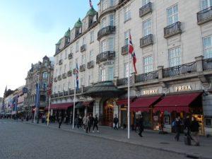 Grand Hotel, Oslo, Norway