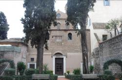 Sant'Agnese church, Rome, Italy