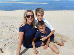 Dunes du Pyla, France
