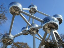 Atomium, Brussels, Belgium