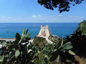 Truglia Tower, Sperlonga, Italy