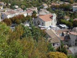 Reillanne, Provence, France