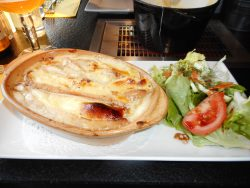 Belgian food ... via the Alps