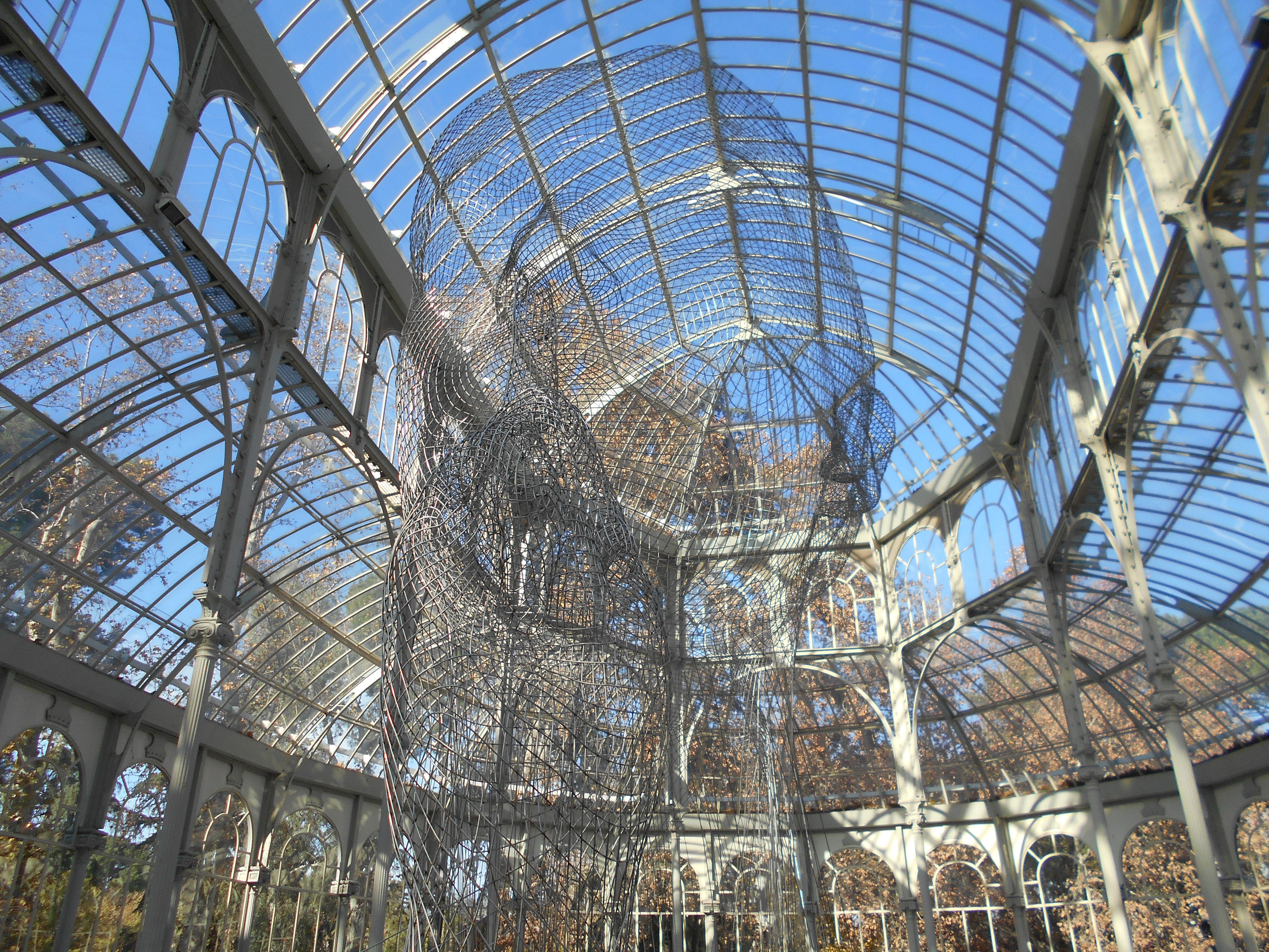Palacio de cristal, Madrid/Sullivan