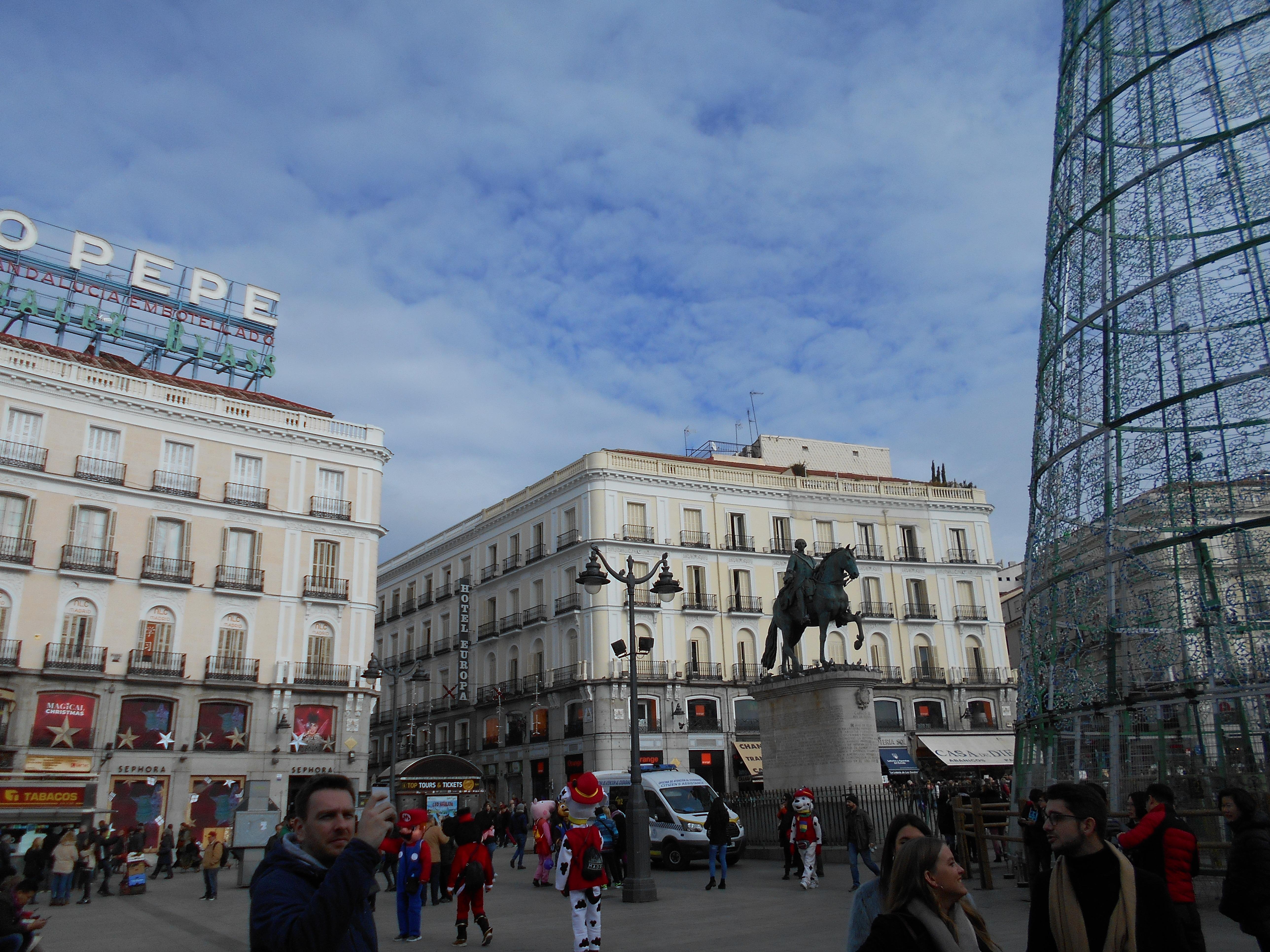 Madrid/K Sullivan