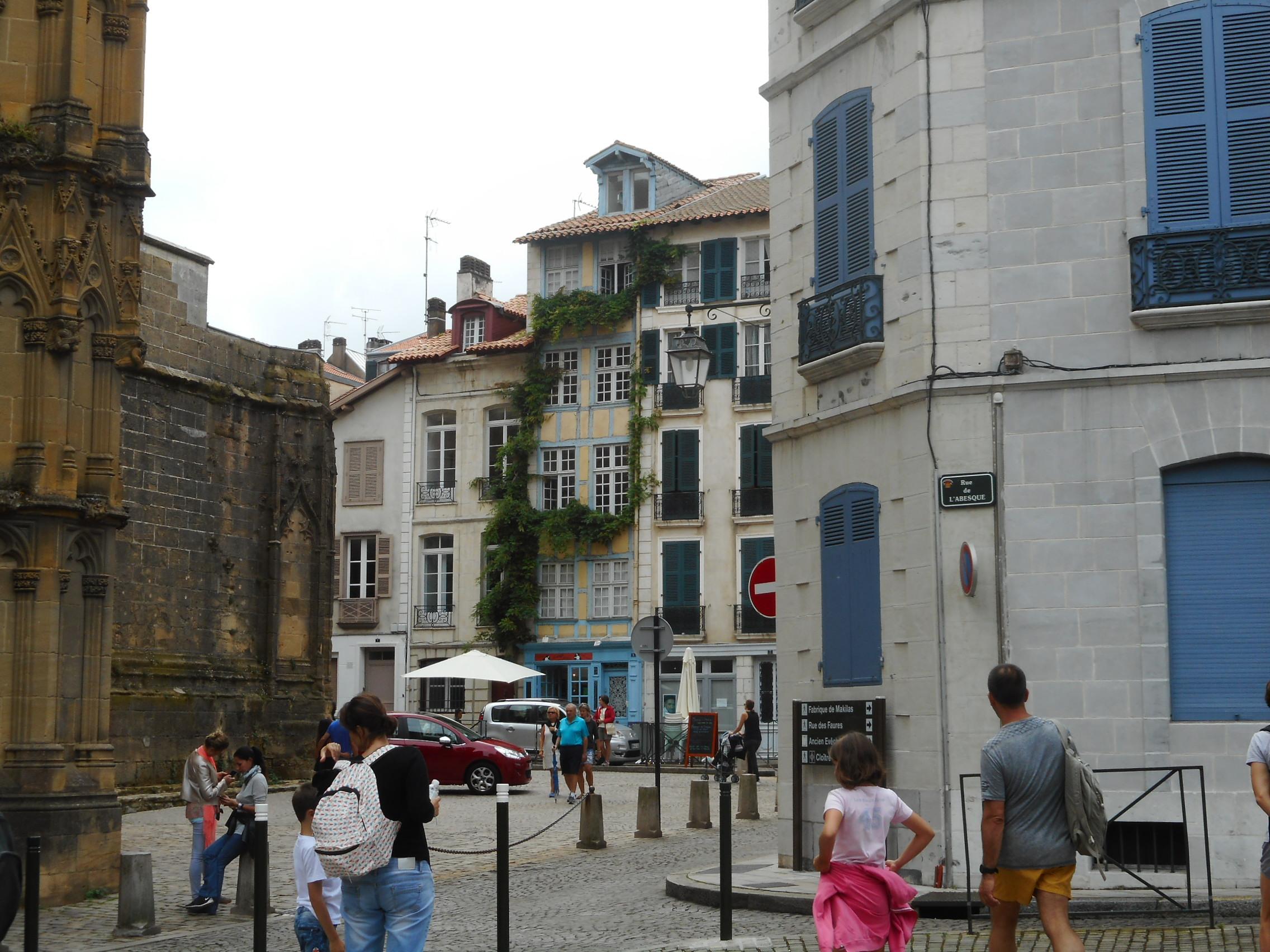 Bayonne, France/ Kimberly Sullivan