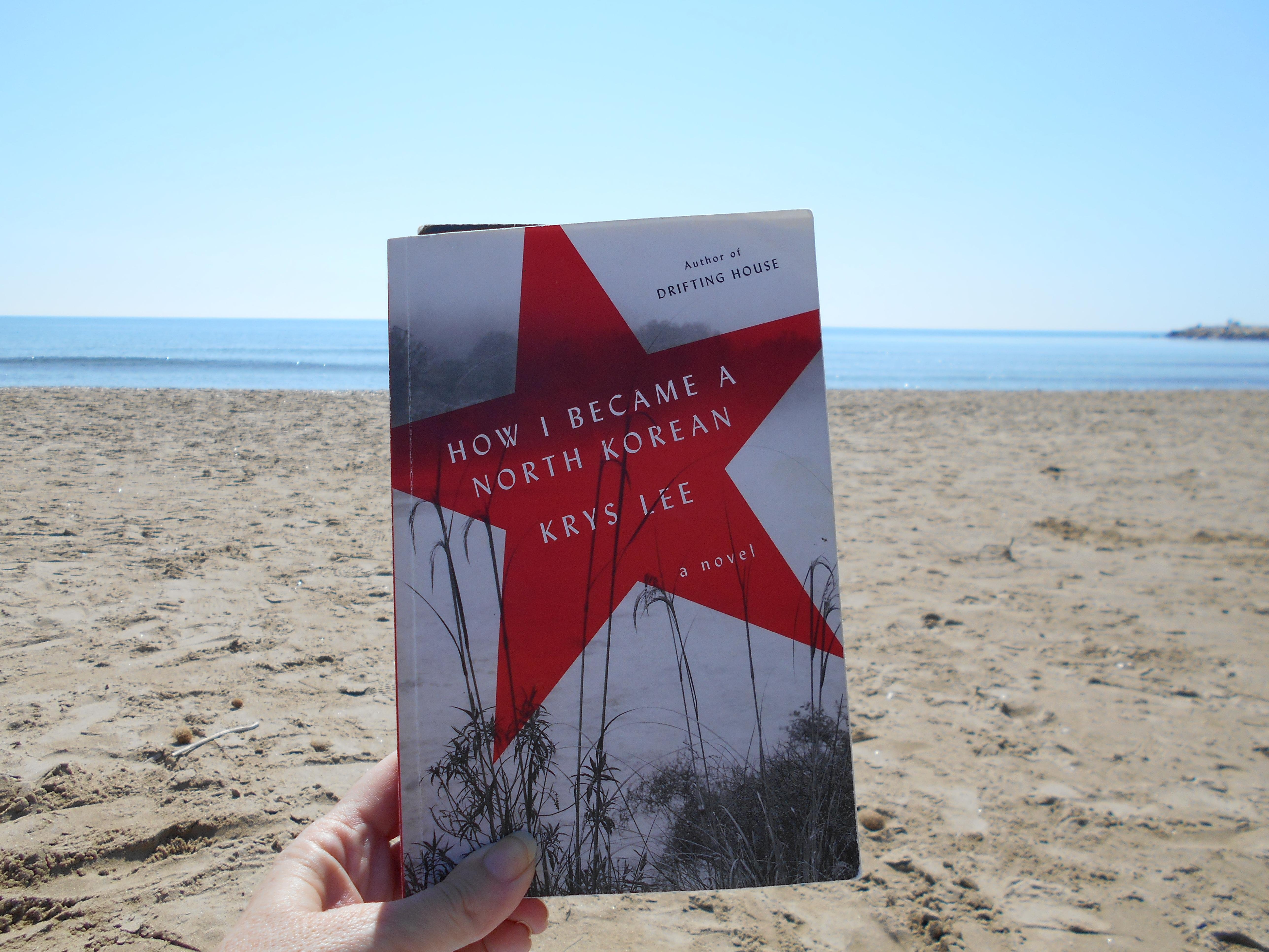 Beach reading/ Kimberly Sullivan