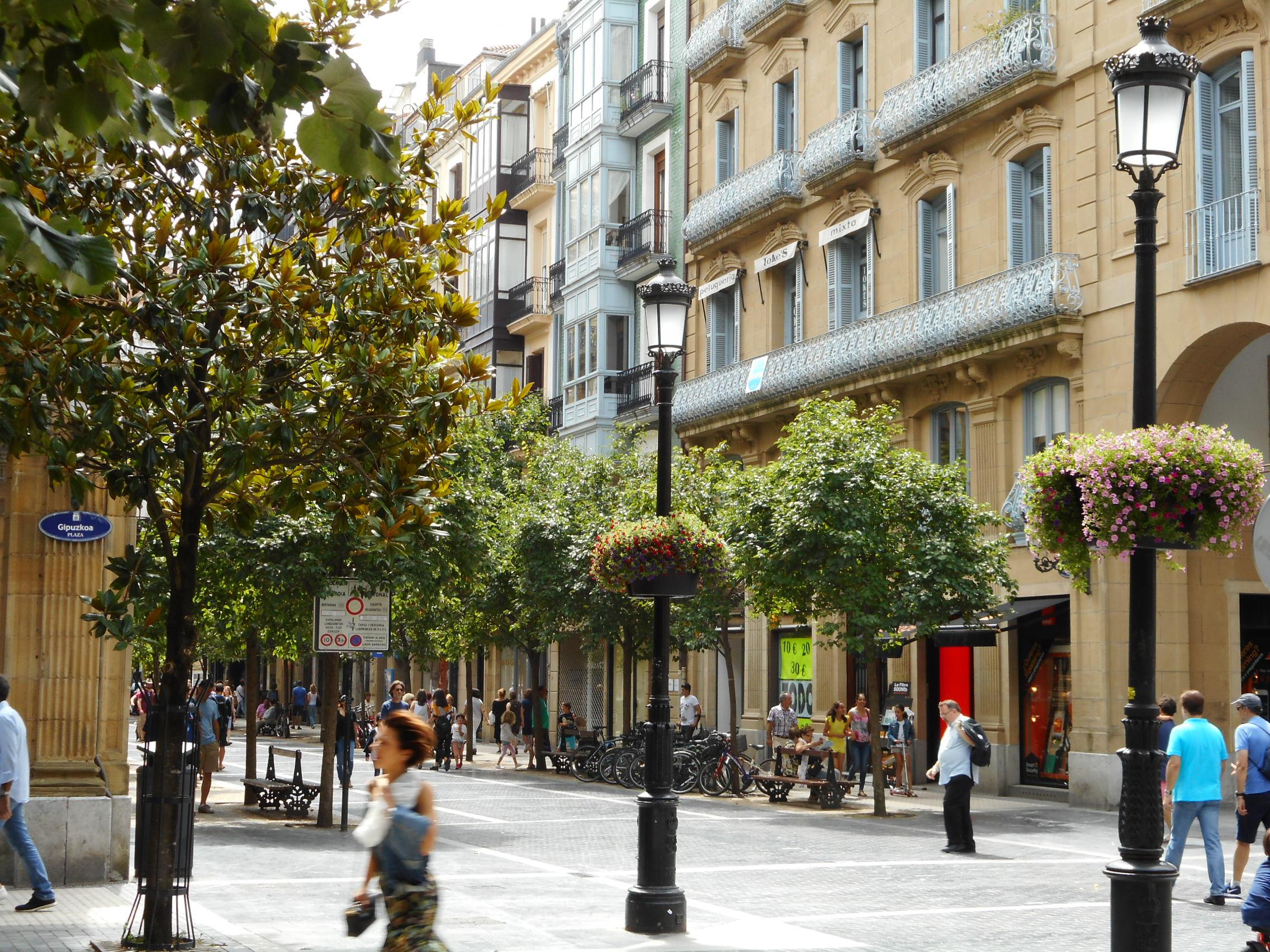 San Sebastian, Spain / Kimberly Sullivan