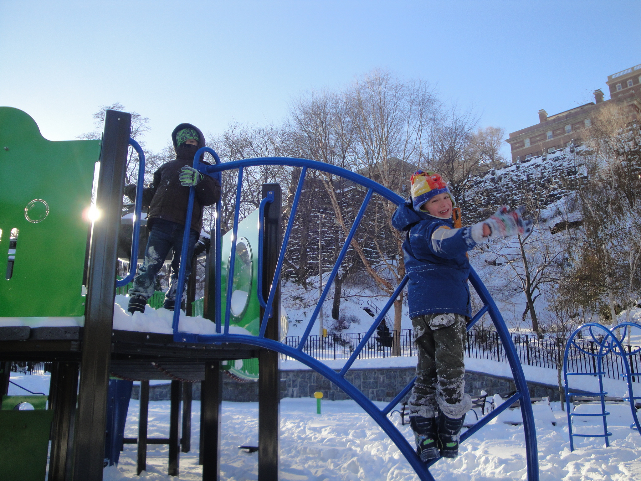 Central Park playgrounds, NY/Kimberly Sullivan