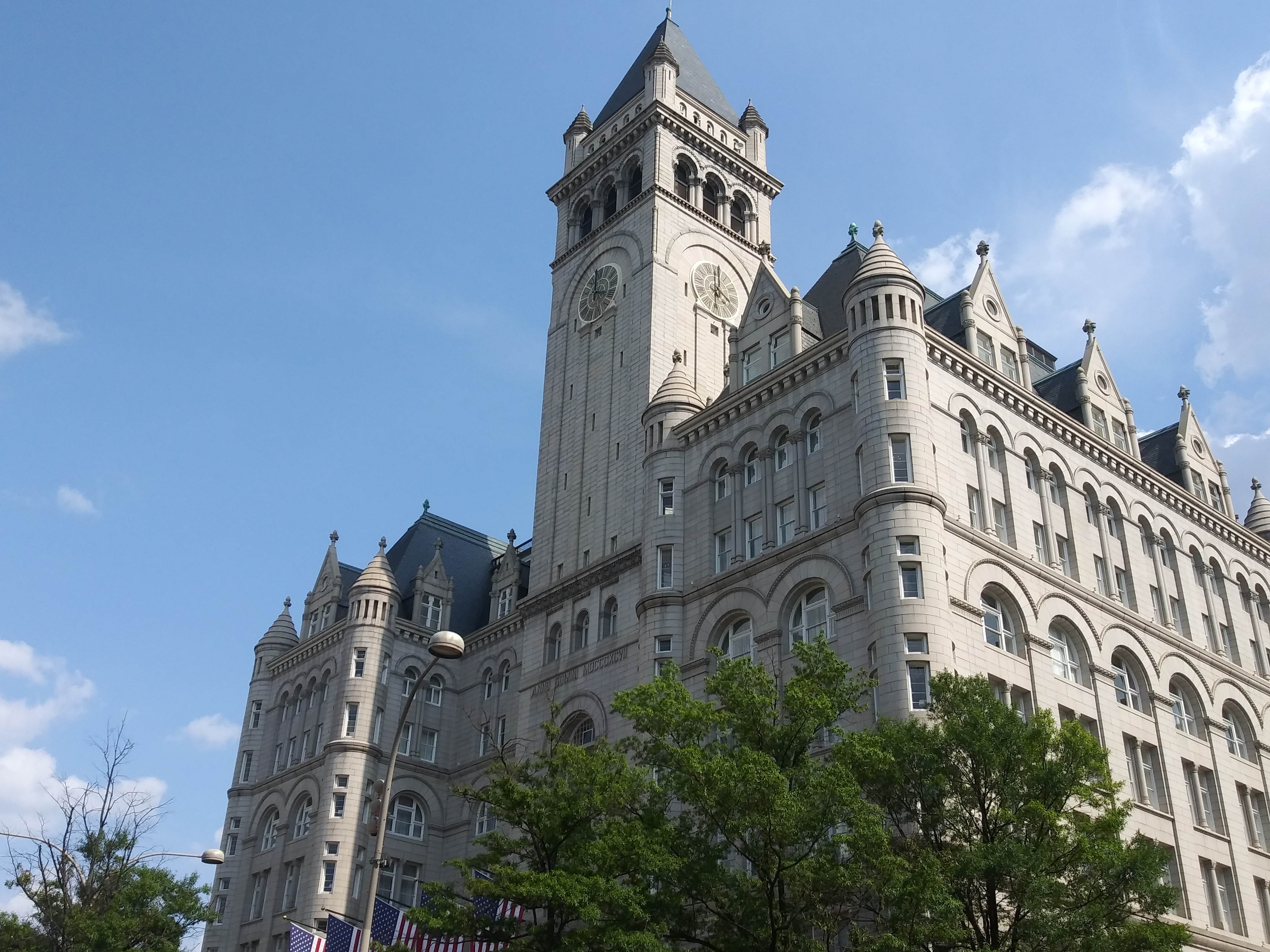 Old Post Office and Tower, Washington, D.C.