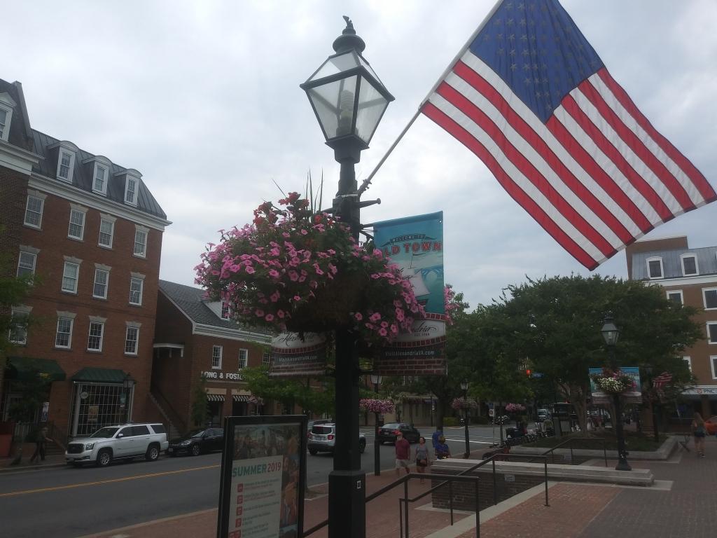 Old Town Alexandria, Virginia/ Kimberly Sullivan