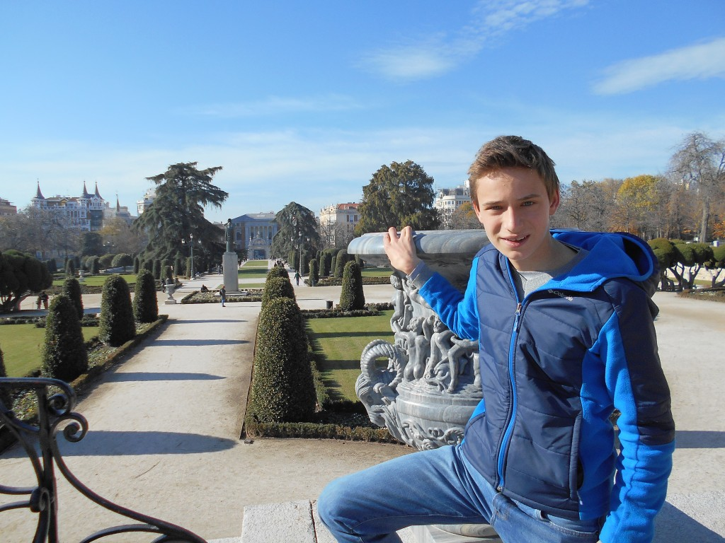 Parco del retiro, Madrid/ Kimberly Sullivan