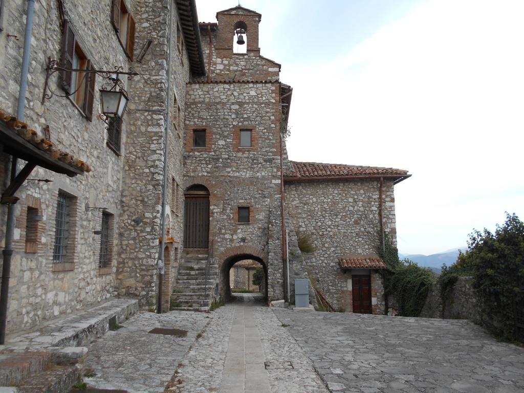 Greccio, Lazio, Italy/ Kimberly Sullivan