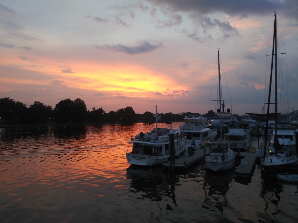 Washington Harbor, Washington, DC/ Kimberly Sullivan