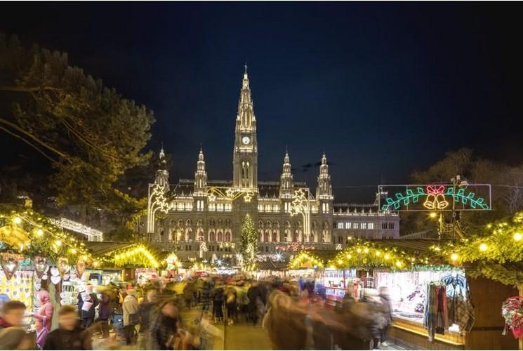 Vienna Christkindlmarkt, Austria/ © WienTourismus