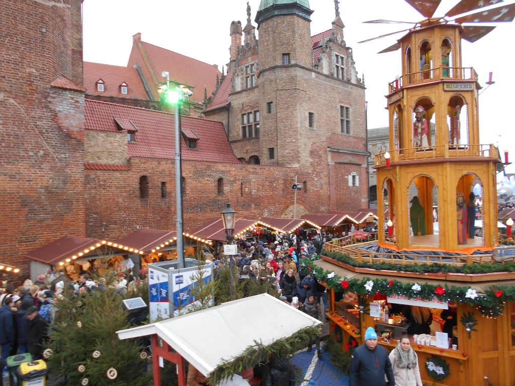 Gdansk, Poland Christmas Market / Kimberly Sullivan