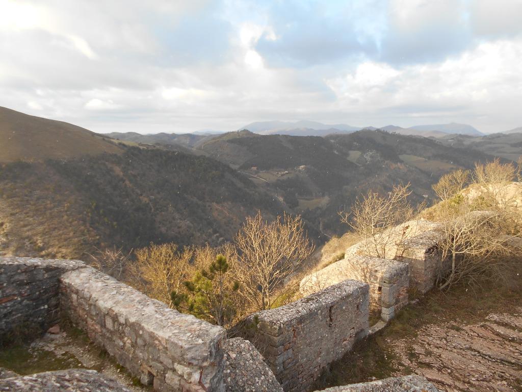 Monte Ingino, Gubbio, Italy/ Kimberly Sullivan