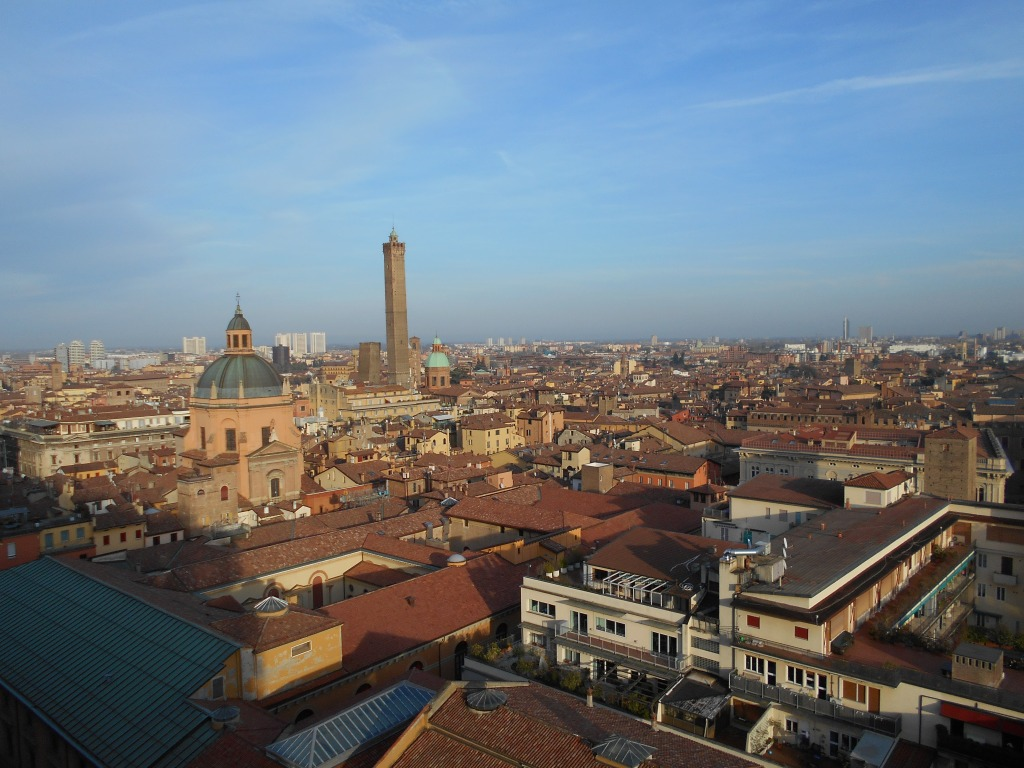 Views over Bologna, Italy/ Kimberly Sullivan