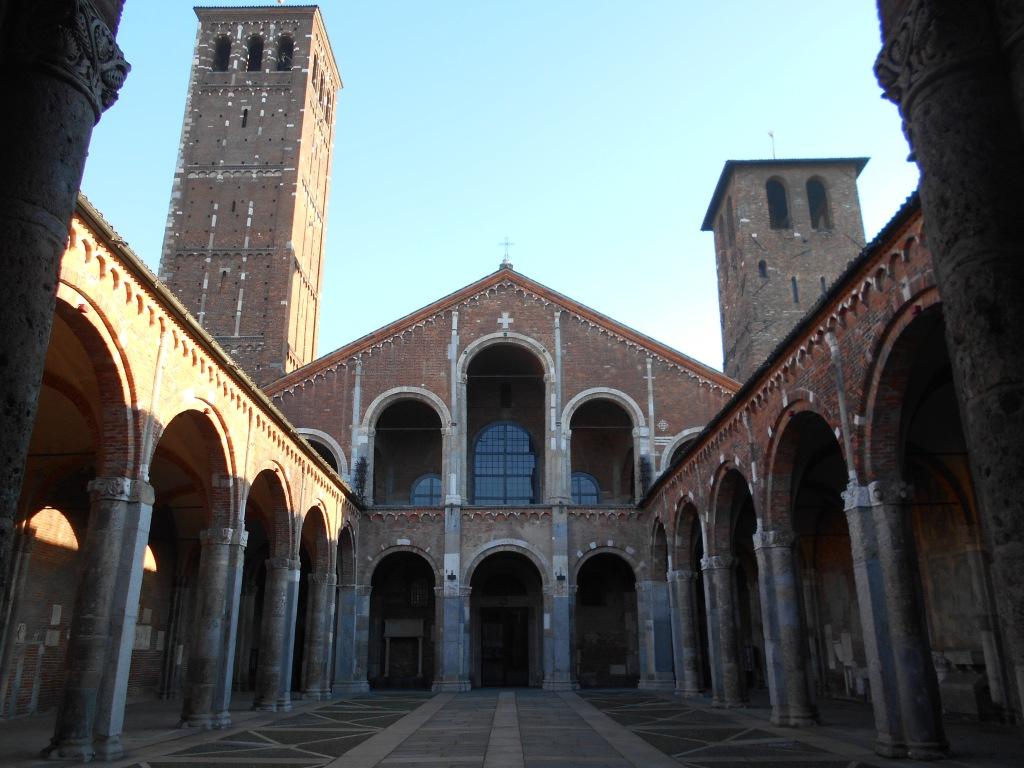 San Ambrogio, Milan, Italy/ Kimberly Sullivan