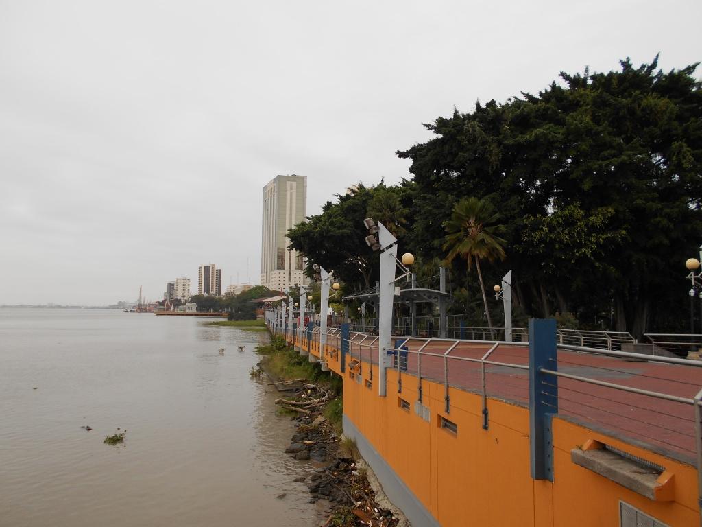 Malecón, Guayaquil, Ecuador / Kimberly Sullivan