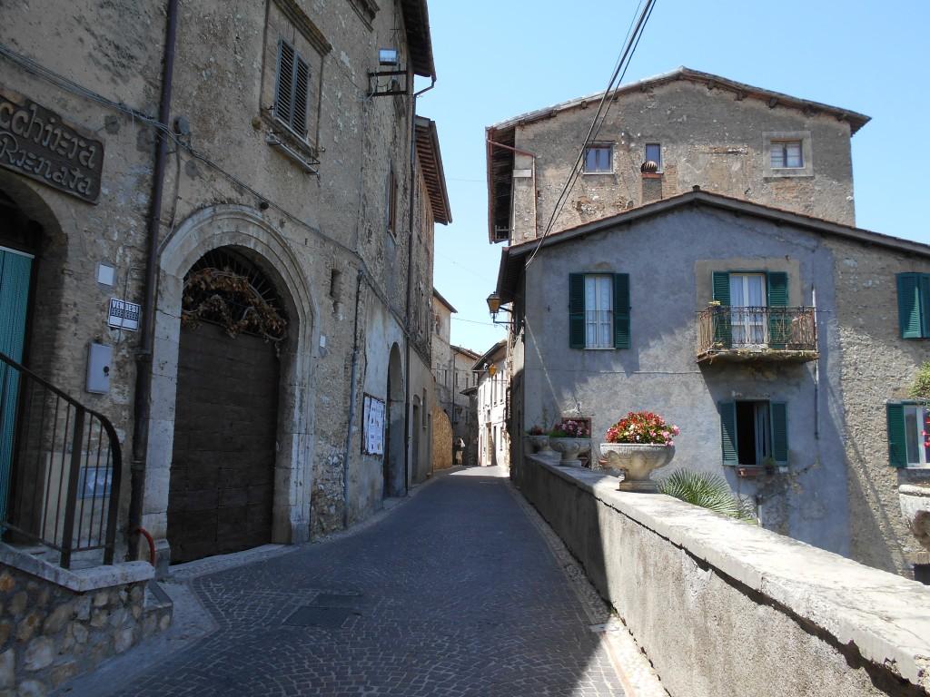 Toffia, Italy / Kimberly Sullivan