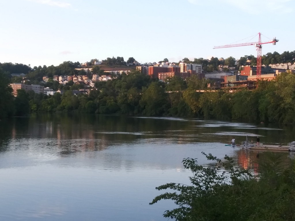 Morganton, West Virginia / Kimberly Sullivan